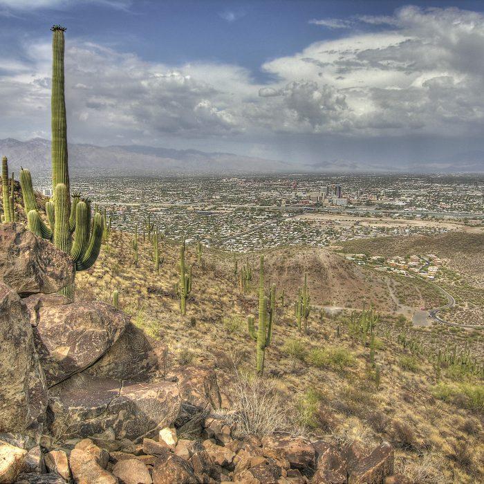 Tucson View 1