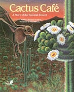 """Cactus Cafe"" book cover"