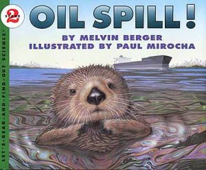 Oil Spill! cover