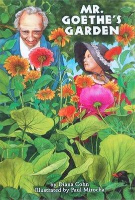 Mr. Goethe's Garden: book cover