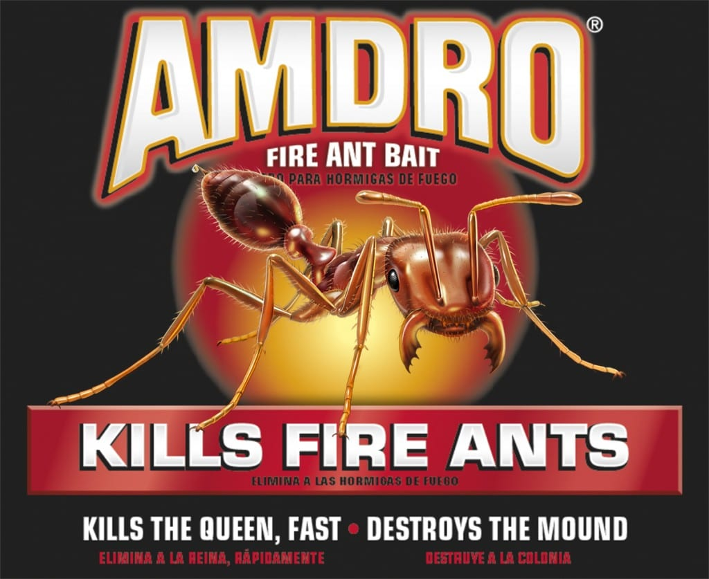 Amdro Fire Ant label #1