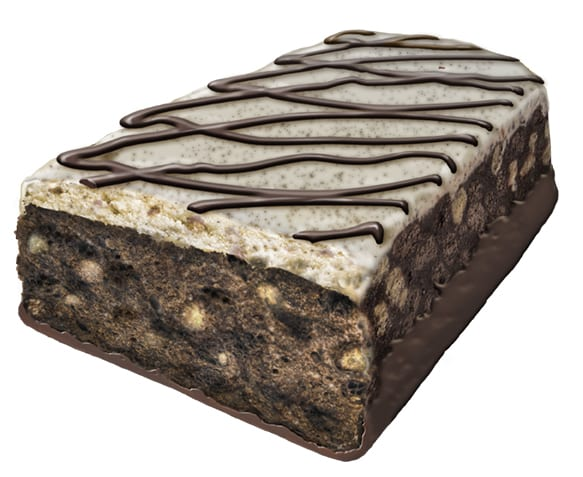 Protein Crunch bar, cookies and creme