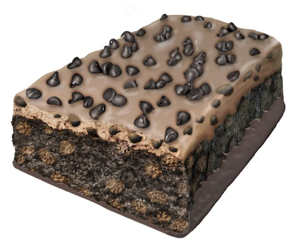 Protein Crunch bar, double chocolate