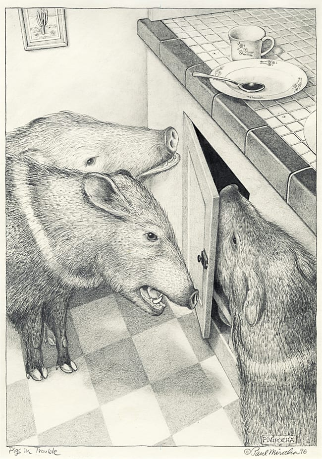 Pigs in Trouble
