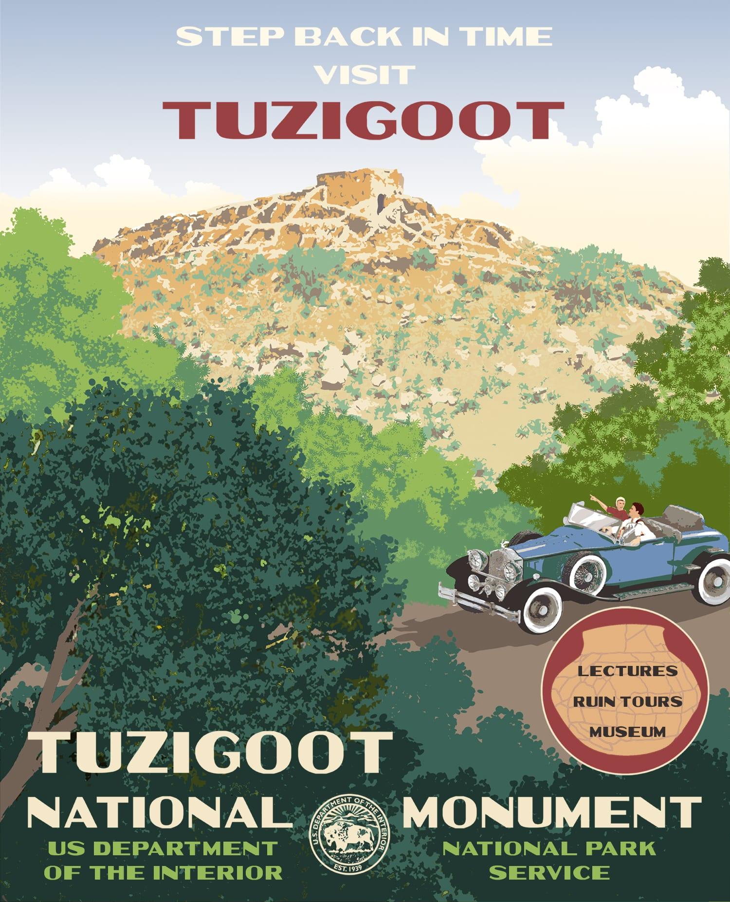 Visit Tuzigoot