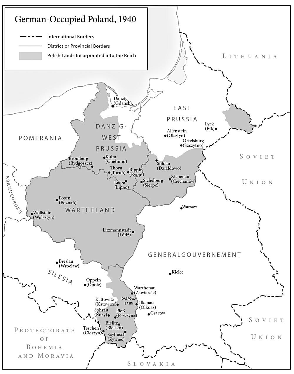 Poland in 1939