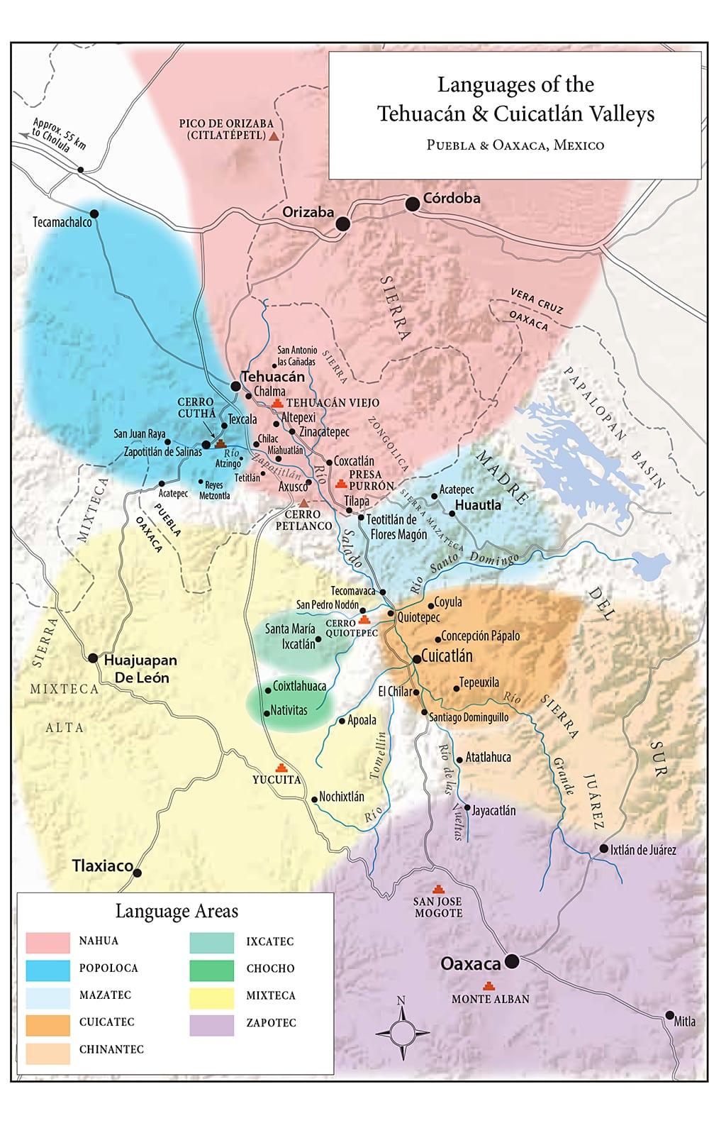 Mesoamerica: The Tehuacán Valley, Mexico