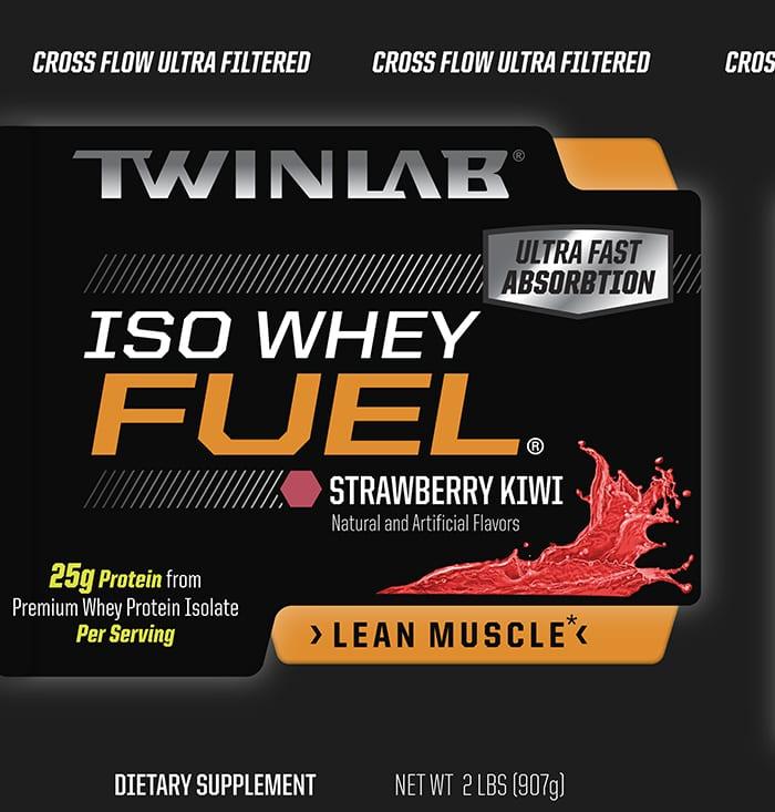 flavor splash for twinlab fueldrink