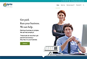 Merchant Payments Site
