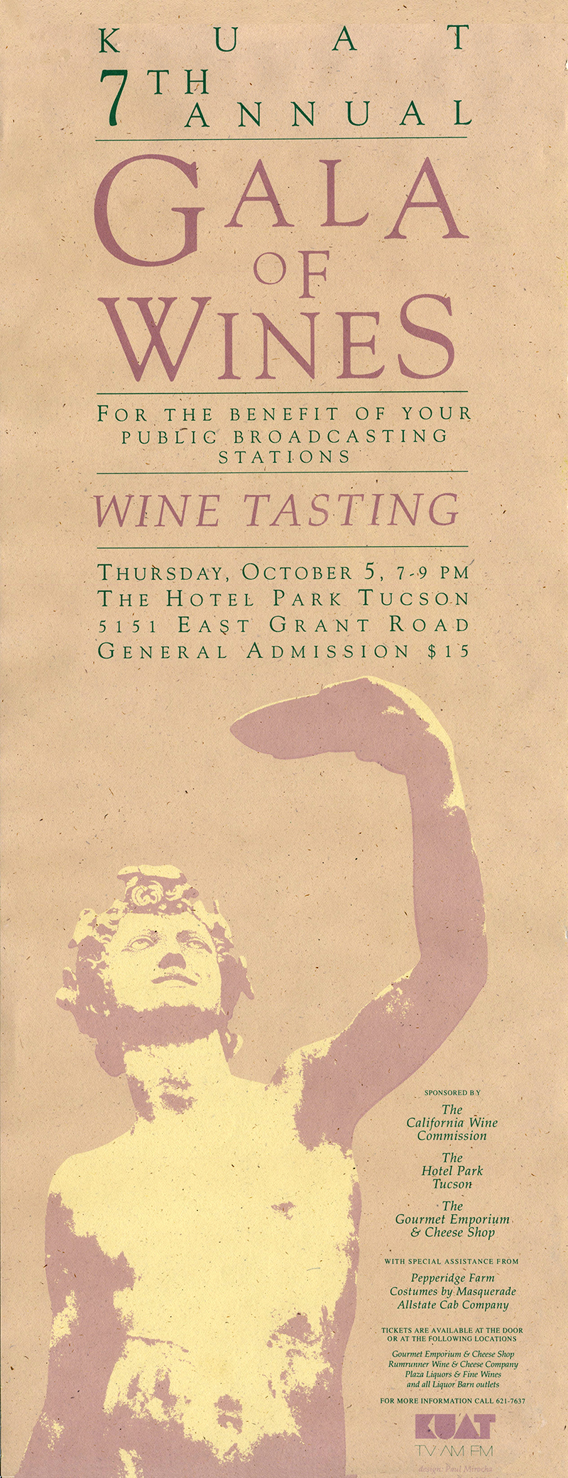 Gala of Wines poster